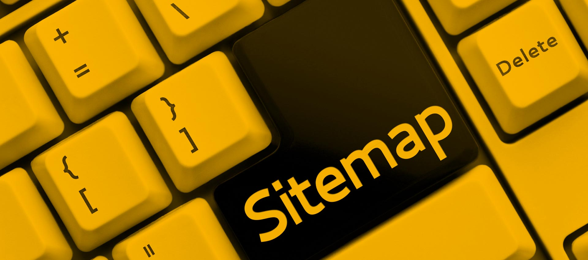 Sitemap - Websitestructure